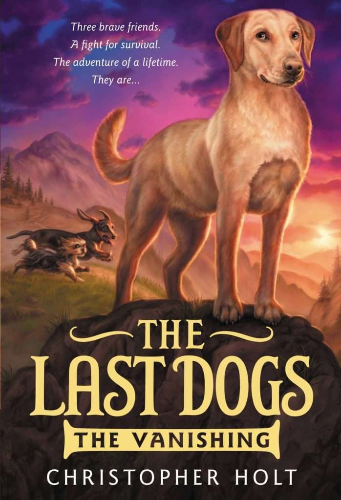 The Last Dogs: The Vanishing cover