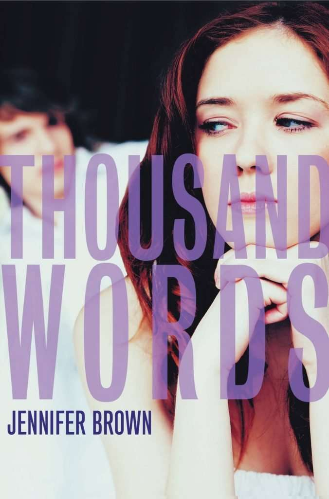 Thousand Words cover
