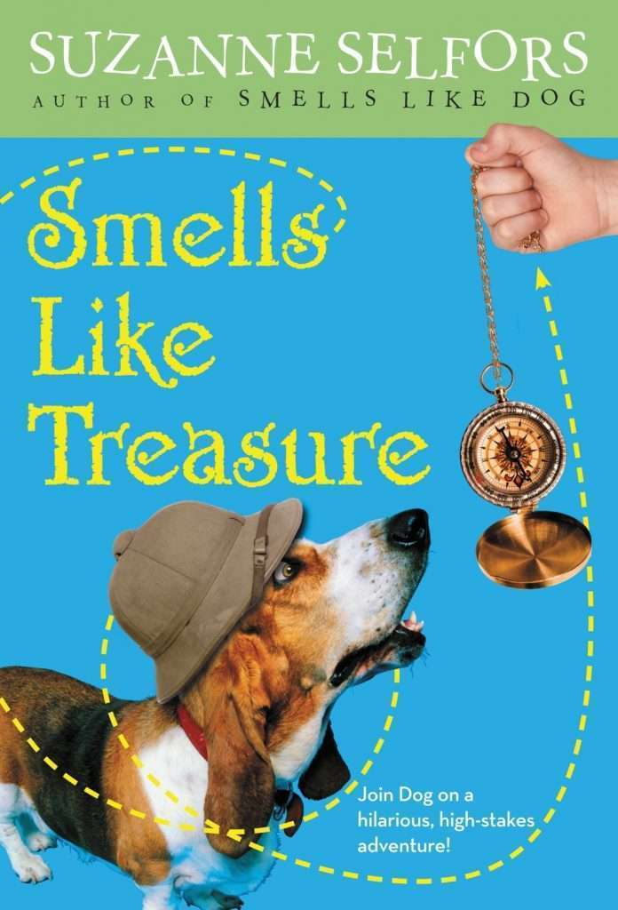 Smells Like Treasure cover
