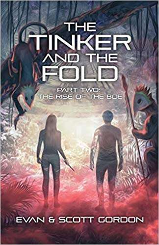 The Tinker and the Fold: Part Two cover
