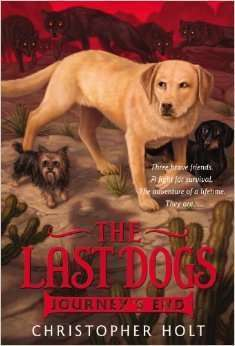 The Last Dogs: Journey's End cover