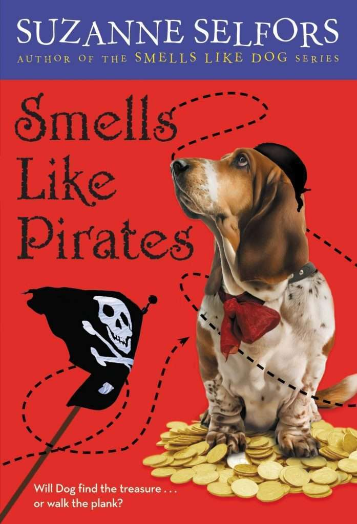 Smells LIke Pirates cover