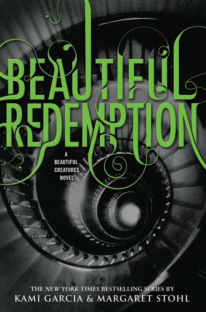 Beautiful Redemption cover