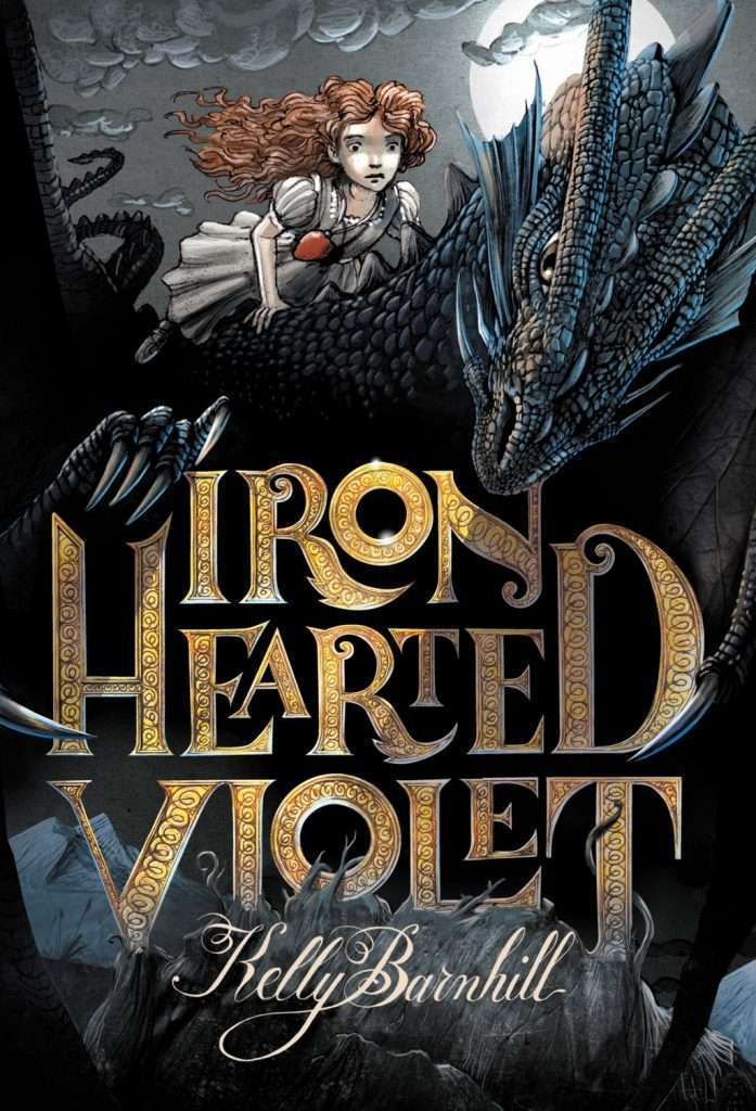 Iron Hearted Violet cover