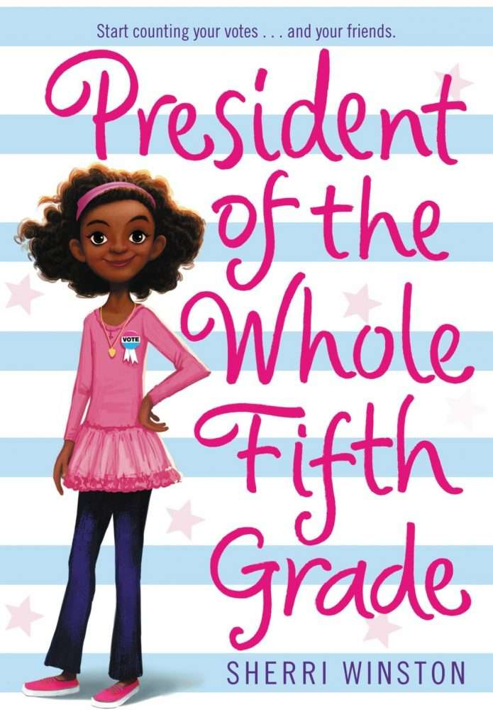 President of the Whole Fifth Grade cover
