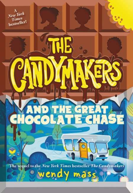 The Candymakers and the Great Chocolate Chase cover