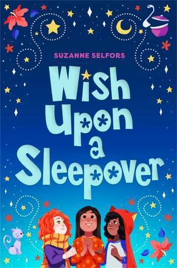 Wish Upon a Sleepover cover