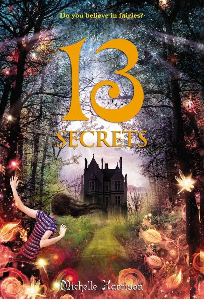 13 Secrets cover