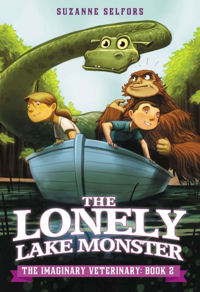 The Lonely Lake Monster cover