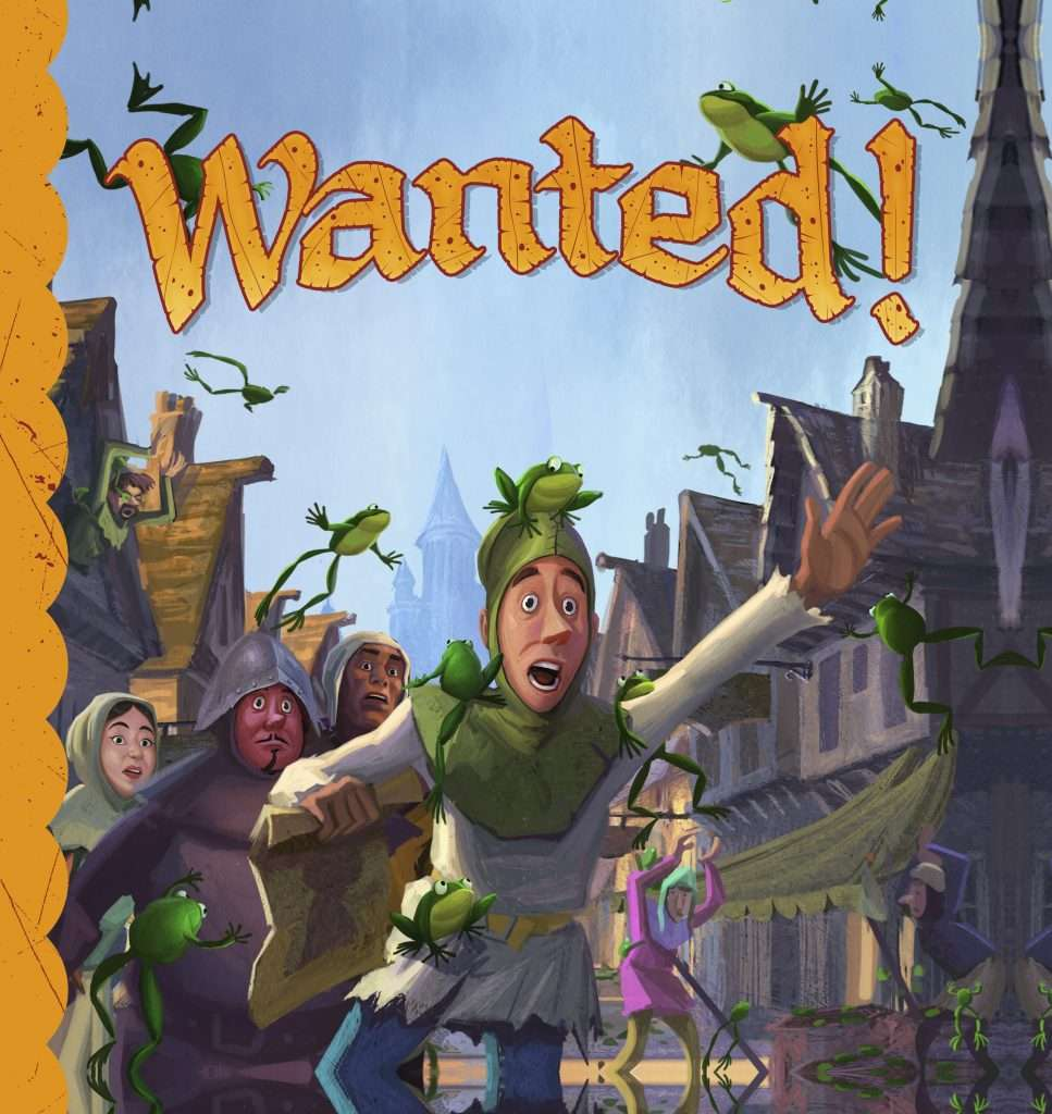 Wanted! cover