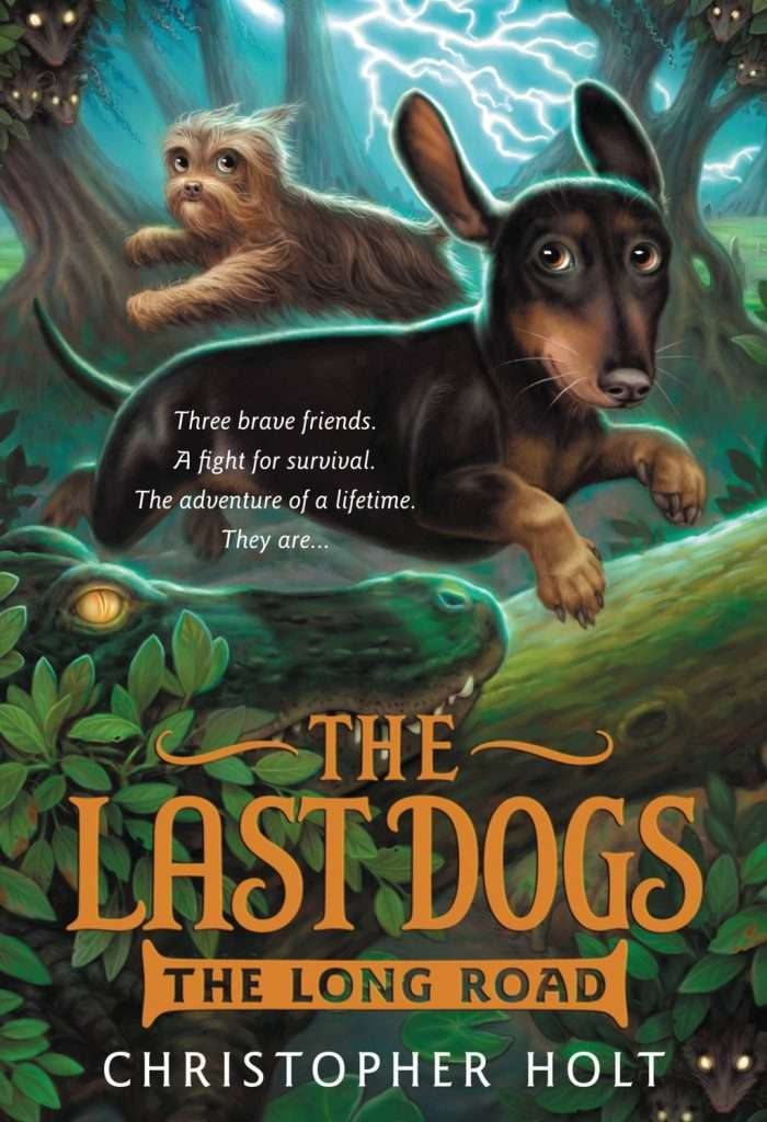The Last Dogs: The Long Road cover
