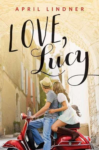 Love, Lucy cover