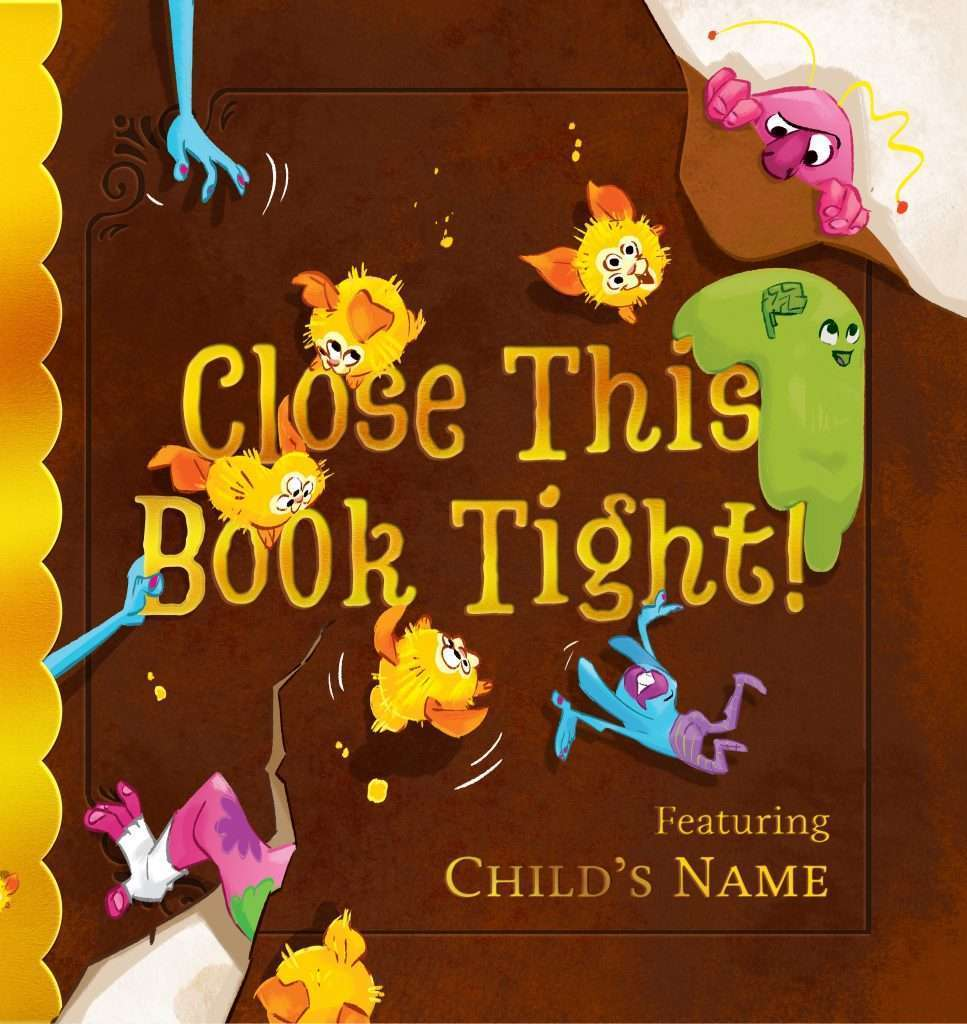 Close This Book Tight cover