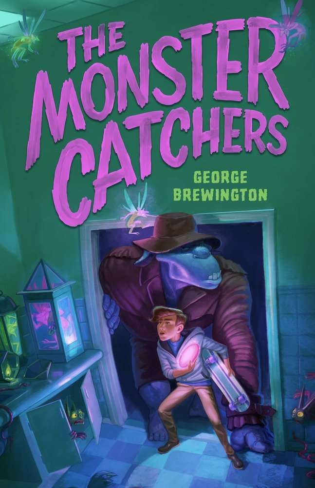 The Monster Catchers cover